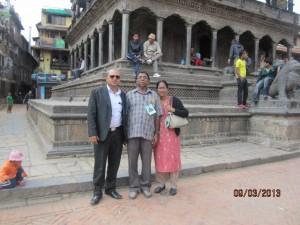 Hema Maniam Nepal Tour